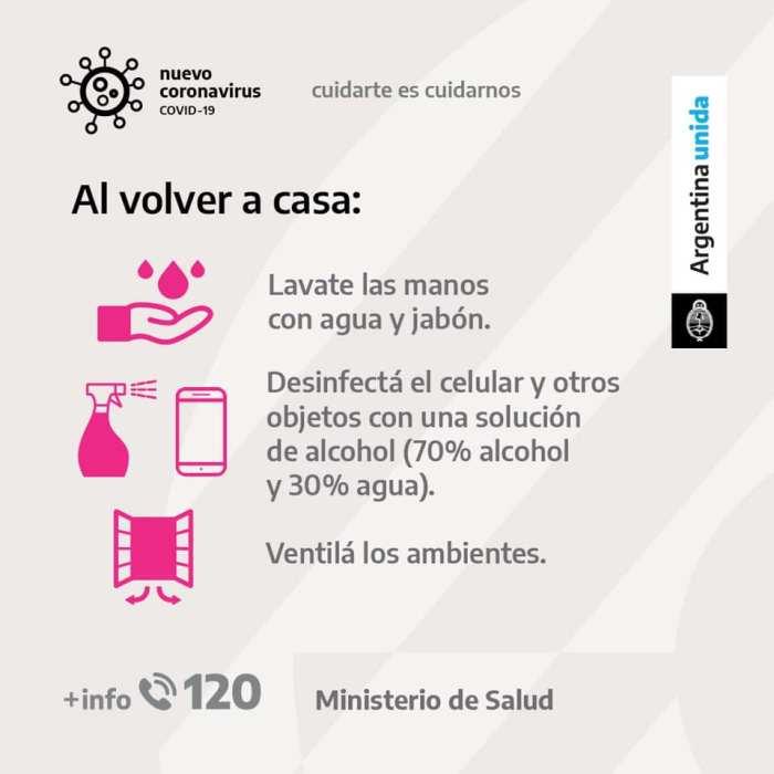 Realizá las actividades habilitadas en Rosario siguiendo estas recomendaciones por el Covid-19