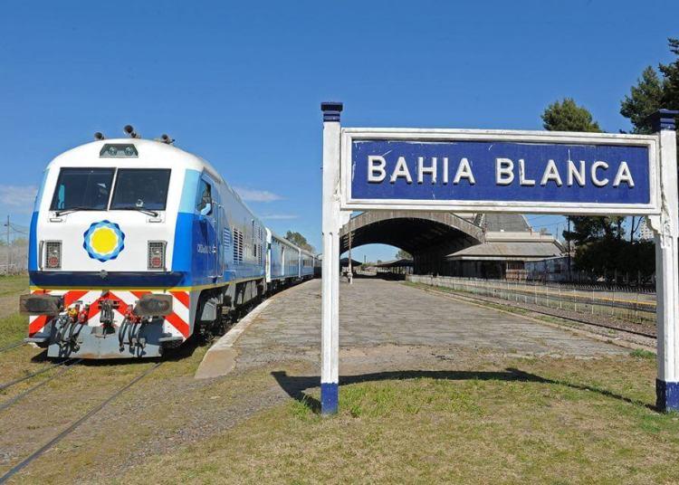 Estacion de tren Bahia Blanca