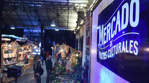 Mercado de Frutos Culturales Rosario