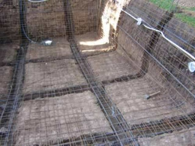 construcción pileta paso a paso