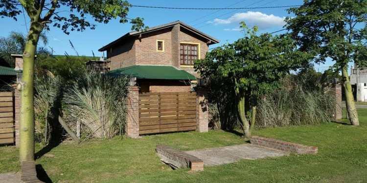 Lugares para descansar cerca de Rosario: Cabañas Pueblo del Río
