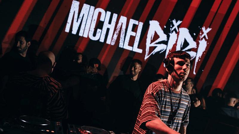 Michael Bibi en Argentina tickets