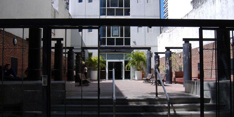 Hemeroteca Biblioteca Argentina Rosario