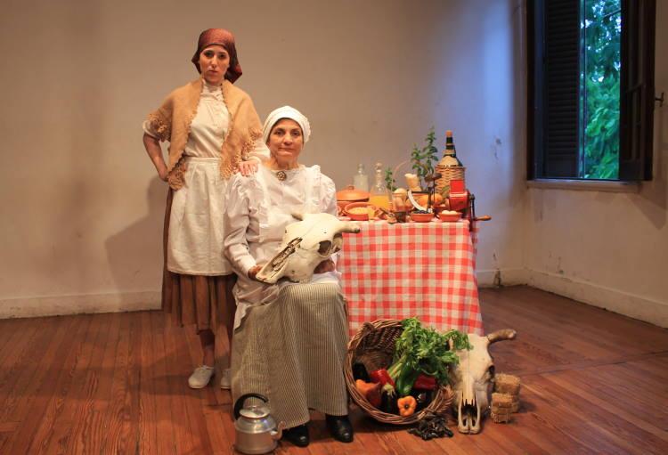 Cocinando con Elisa teatro en Rosario