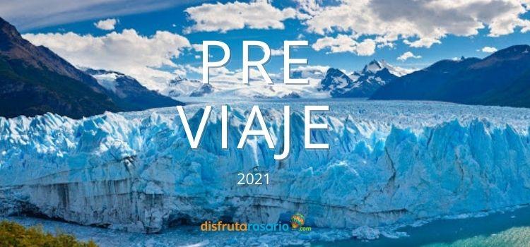 Tarjeta PreViaje Argentina