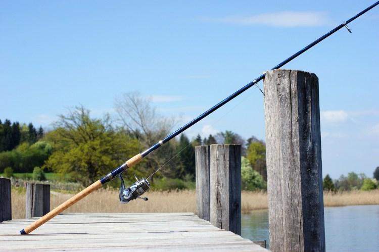 Cabañas para pescar