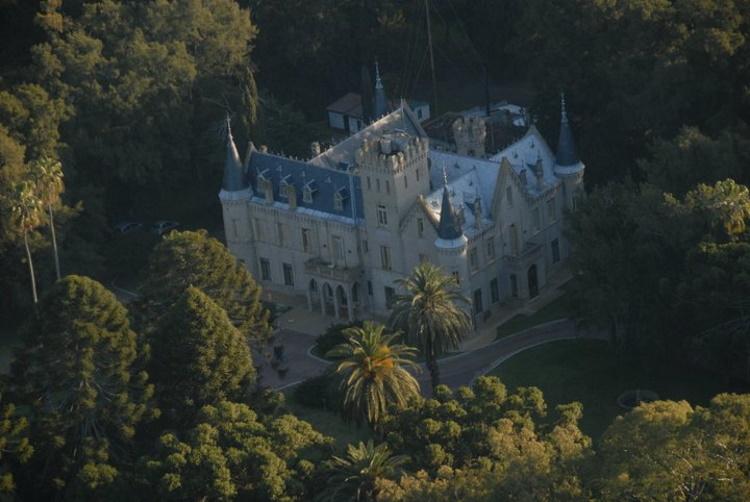 Dormir en un castillo Buenos Aires