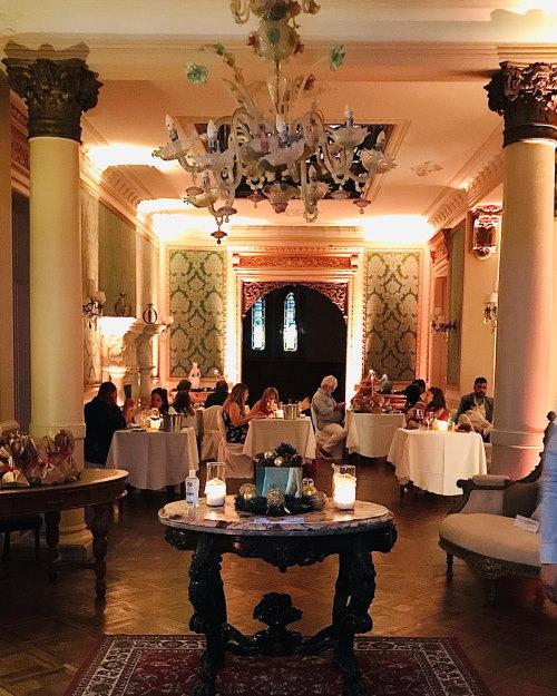 Pasar la noche en un castillo Buenos Aires
