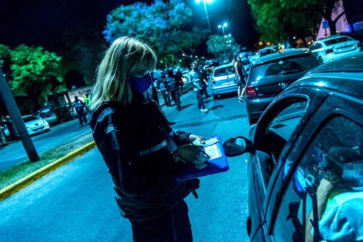 Alcohol cero en Rosario