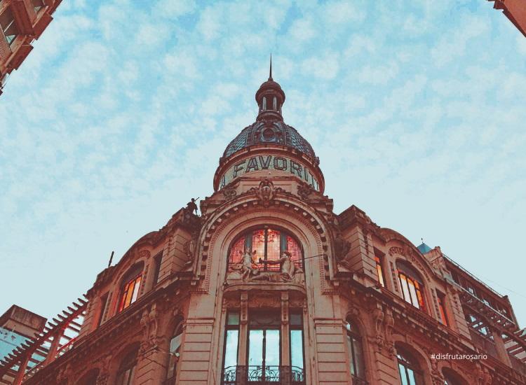 Edificios españoles más importantes en Rosario