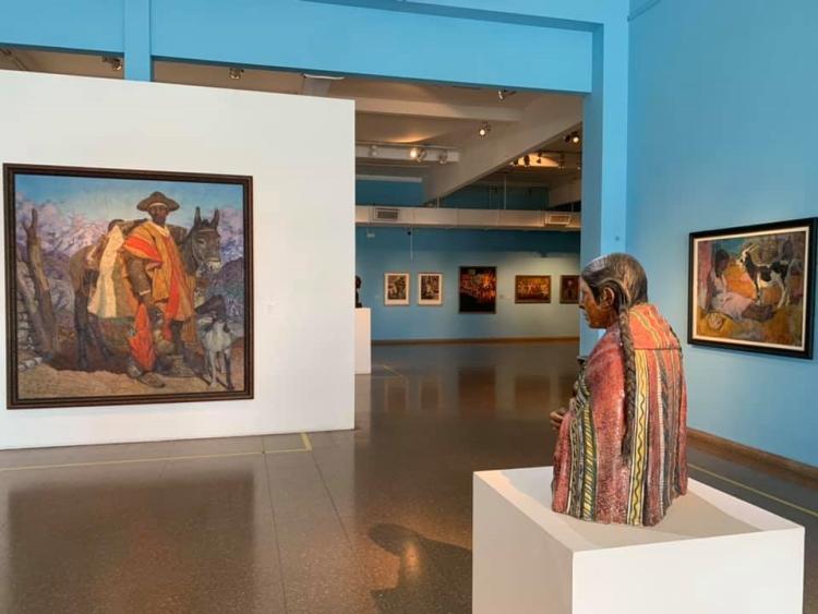 Museo de artistas argentinos Benito quinquela Martin