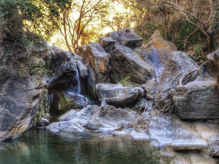 Reserva Hídrica Natural Parque La Quebrada