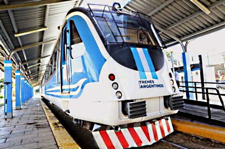 Tren Urbano de Salta a Quijano