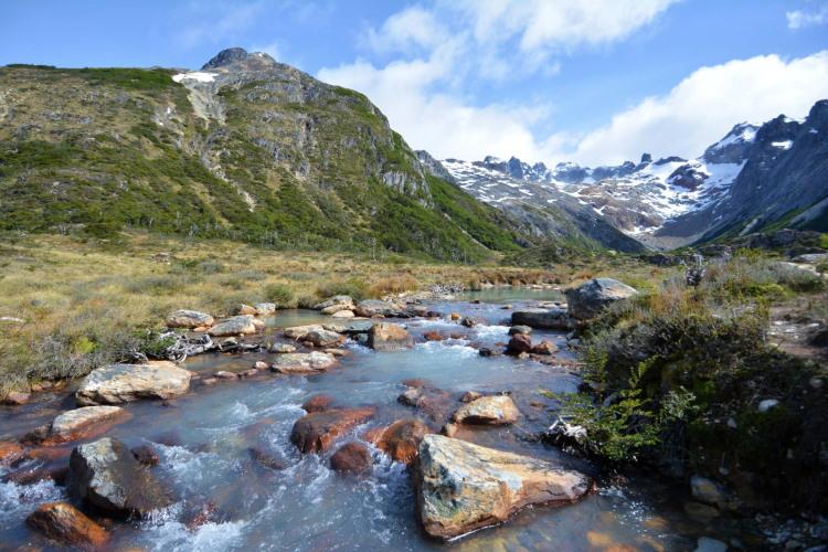 Turismo en Tierra del Fuego Argentina