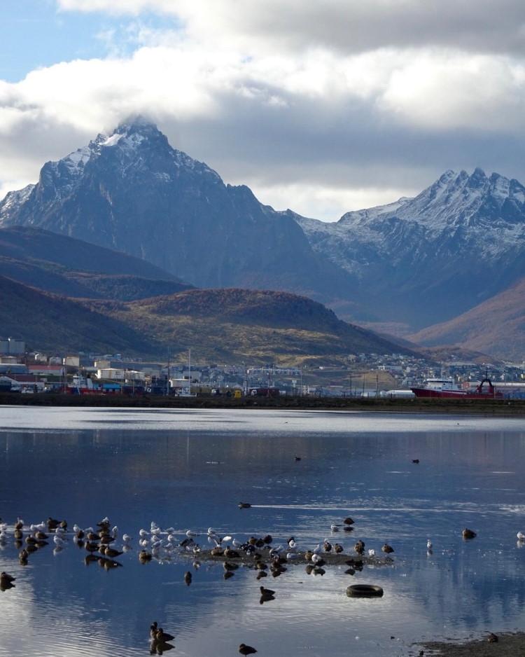 Permiso para entrar a Tierra del Fuego
