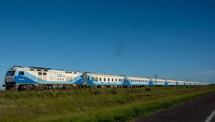 Tren Villa María Córdoba: horario y precios