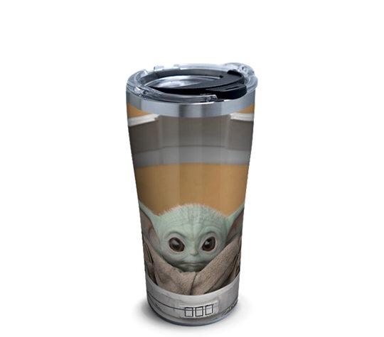 Baby Yoda Tervis tumbler