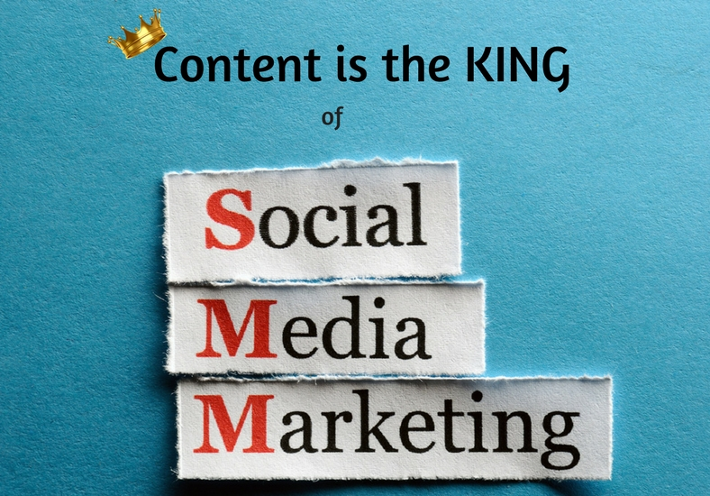 Content in Social media marketing