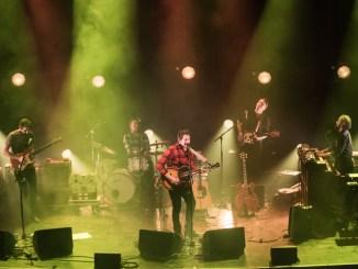 Odd Nordstoga leverte to timer med flott musikk.
