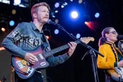 Darling West på PiPfest 2018. Foto: Johannes Andersen