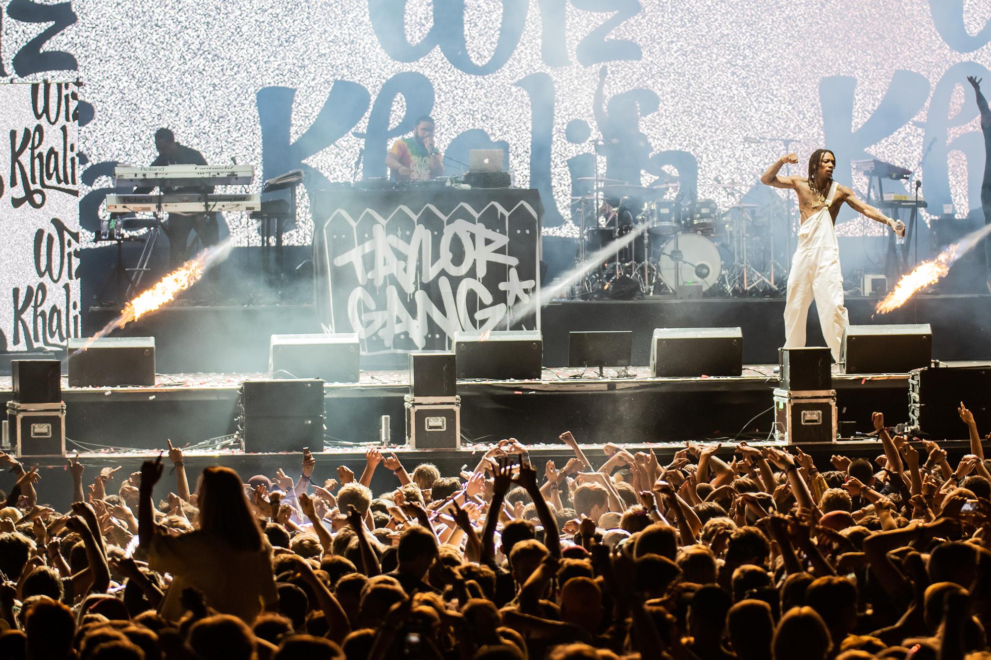 Wiz Khalifa @ Stavernfestivalen 2018