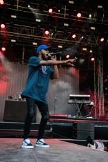 6lack @ Øyafestivalen 2018