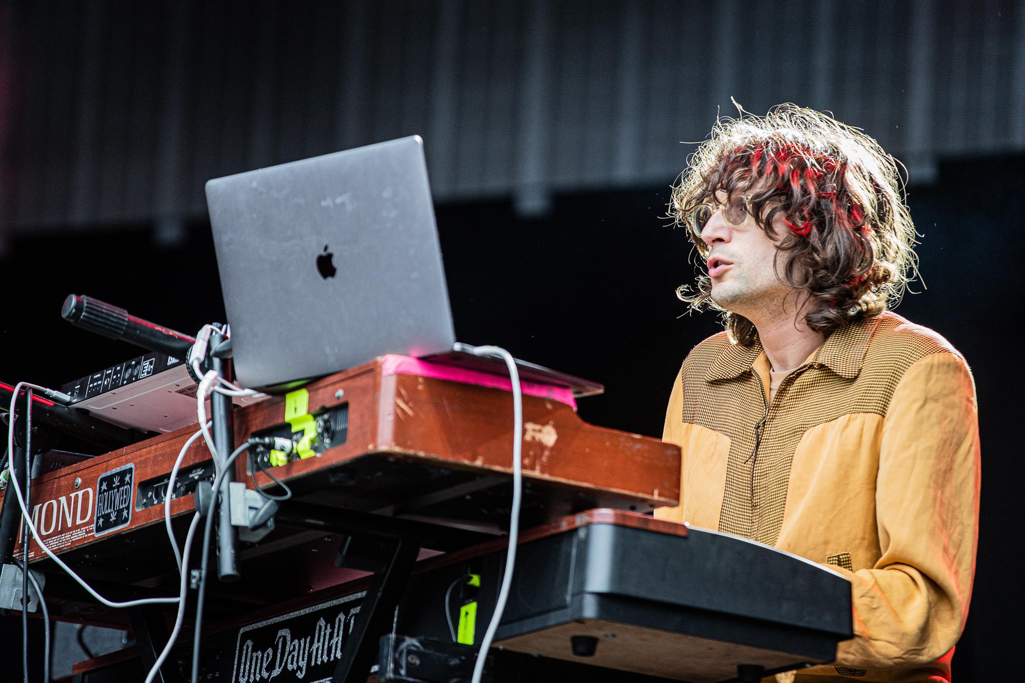 Jonathan Wilson @ Øyafestivalen 2019