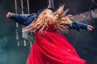 Moyka på Øyafestivalen - Foto: Johannes Andersen