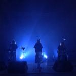 Skjermbilde, Kælan Mikla på Iceland Airwaves 2020.