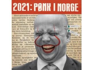 2021: Pønk i Norge coverart