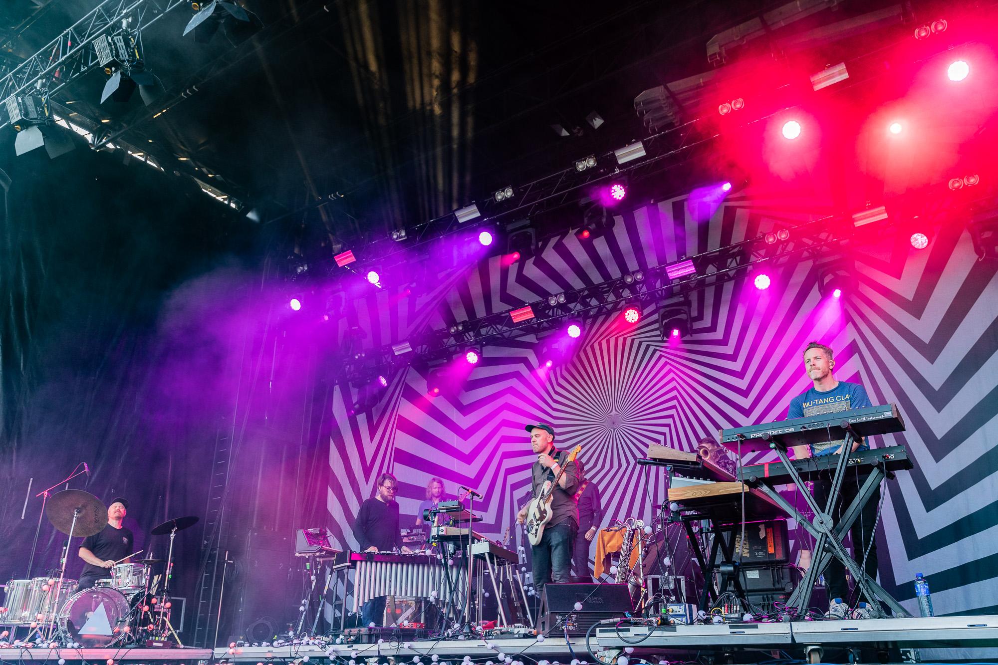 Jaga Jazzist @ Øya presenterer 2021