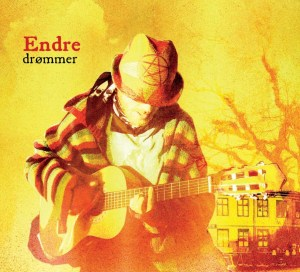 Coverart av Endre - Drømmer. Design av Motorfinger