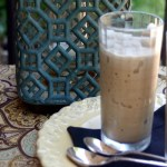 Iced French Vanilla Coffee