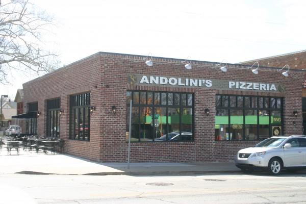 Andolini's pizza Tulsa
