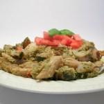 Penne Chicken Pesto Packets