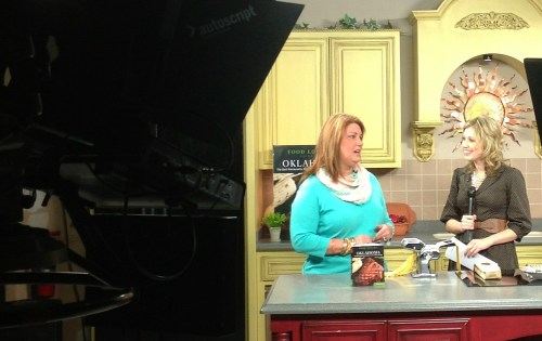 interview with Katie Johnstonbaugh author of Food Lovers' guide to Oklahoma