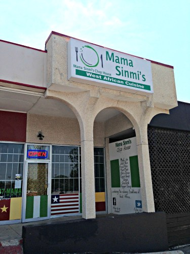 Mama Sinmi Chop House 2