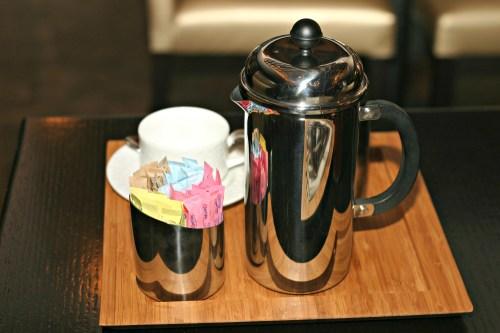 French press elemental coffee District 21