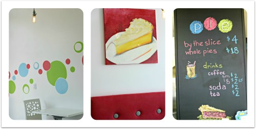 Pie Junkie Decor