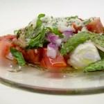 Caprese Salad Redone