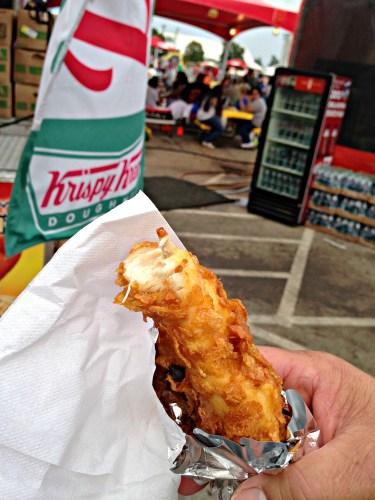 Cornflake Chicken on a Stick State Fair