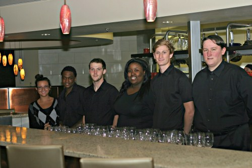 Francis Tuttle culinary students