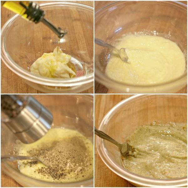 Butter rub turkey