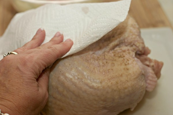dry turkey