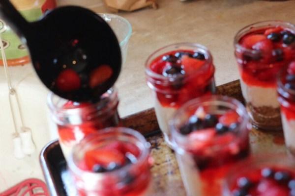 Ladle berries