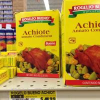 What is Achiote Paste?