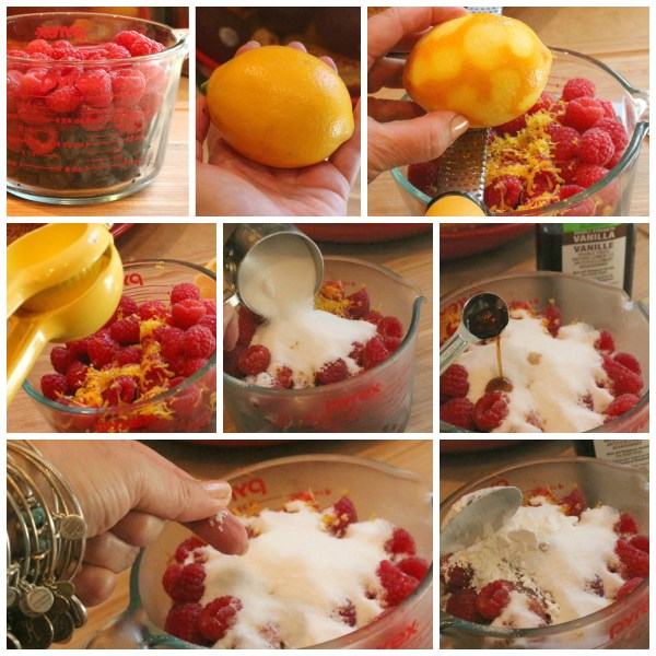 berry filling ingredients
