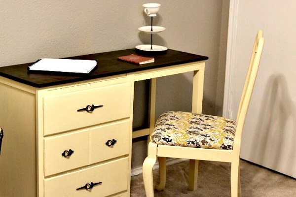 DIY Desk redo