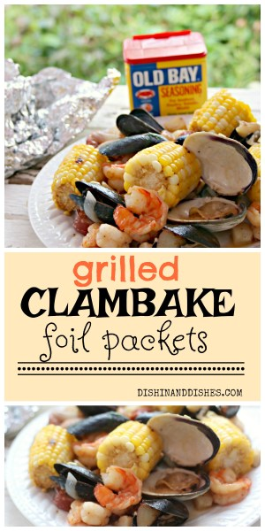 crab boil in foil pack