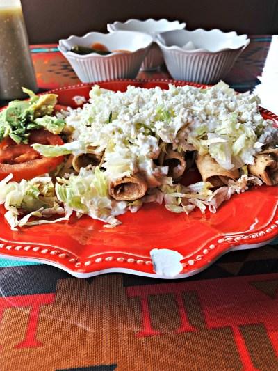 flautas Tacos Chilo's OKC